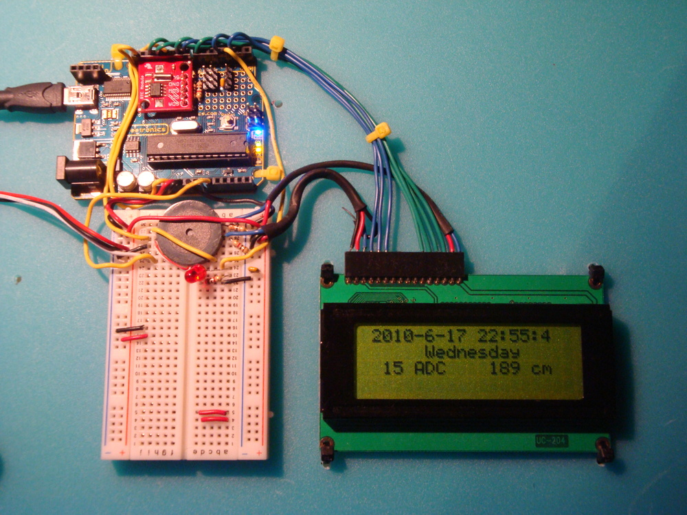 Tiny RTC I2C DS1307 AT24C32 Real Time Clock Module