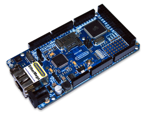 Arduino Shield List: Freetronics 8-Channel Relay Driver