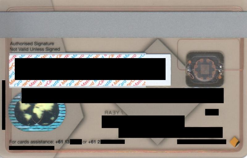 PayWave & PayPass deletion via RFID antenna kill (1/4)