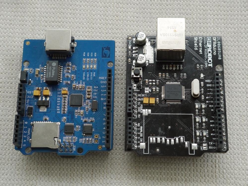 Wiznet W5200 Arduino Shield by Elecrow (3/6)