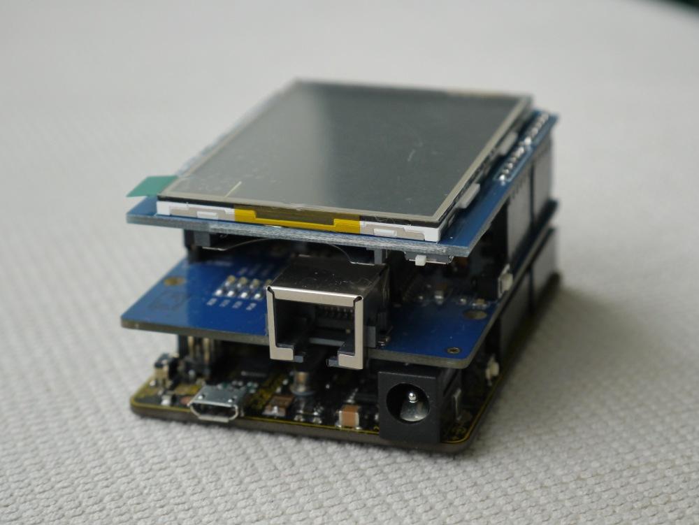 Wiznet W5200 Arduino Shield by Elecrow (5/6)