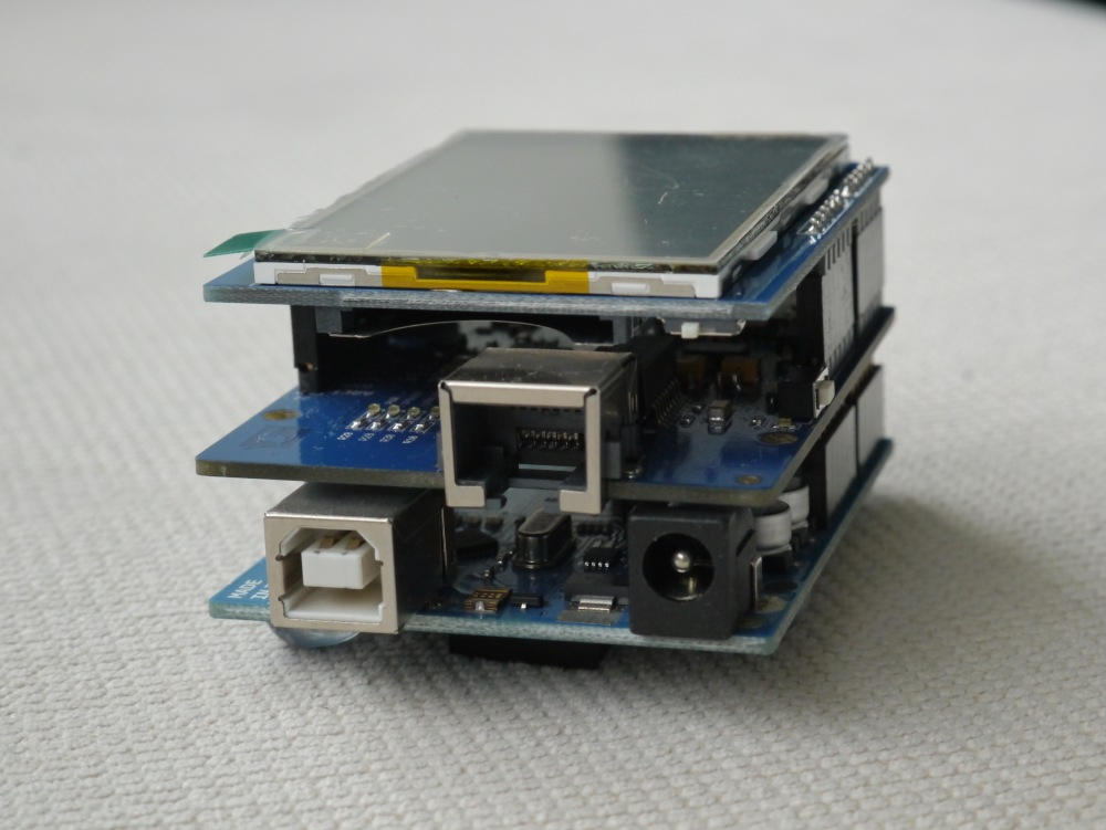 Wiznet W5200 Arduino Shield by Elecrow (6/6)