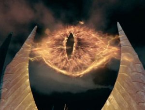 The Eye of Sauron