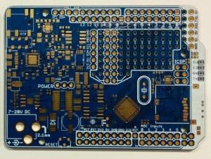 Goldilocks Analogue - 2x SPI Memory Devices
