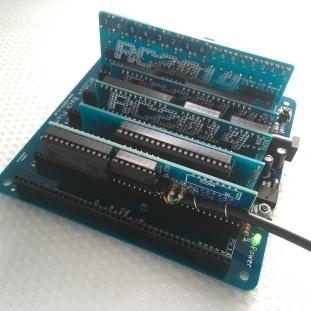 RC2014 Serial I/O & CPU